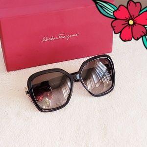 New salvatore ferragamo sunglasses